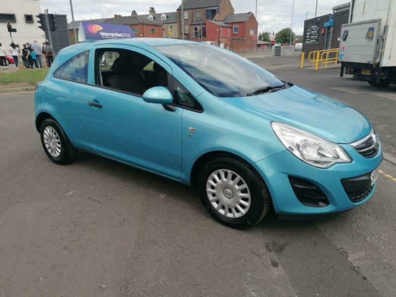Vauxhall/Opel Corsa FULL MOT CHEAP ROAD TAX £30 LOW MILESN 66K