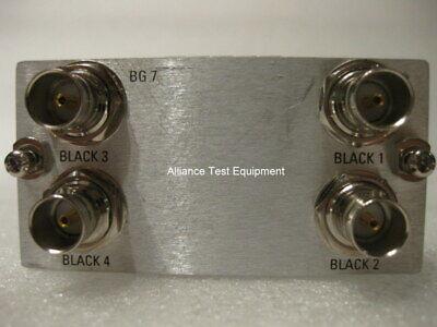 Bg7 Tektronix Black Generator Opt Cb 6 Mo Warranty