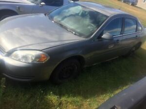 parting out 2006 chevy impala