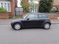 2003 Mini Mini 1.6 black