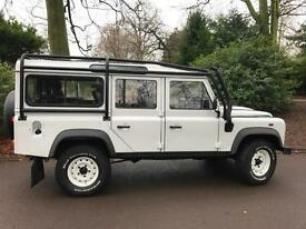 2011 Land Rover 110 Defender Station Wagon County 2.4 TD,XS,LWB,7Seats,51k miles