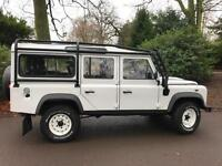 2011 Land Rover 110 Defender County 2.4 TD,LWB,7Seats,51k miles,Station Wagon,