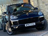 2018 Porsche Cayenne D V6 PLATINUM EDITION TIPTRONIC S Estate Diesel Automatic