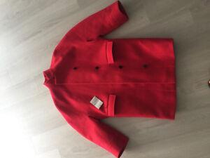 Balenciaga classical lady's coat