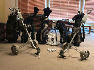 Golf equipment mix for sale