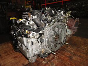 JDM SUBARU WRX EJ20 TURBO ENGINE WITH OUT AVCS SENSOR Gatineau Ottawa / Gatineau Area image 6