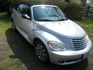 2007 Chrysler PT Cruiser Convertible Touring Edition