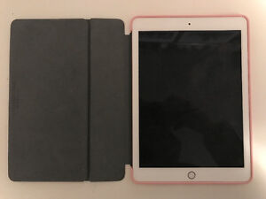 "iPad Pro 9.7"" Rose Gold +KEYBOARD, APPLE PEN, AND CASE"