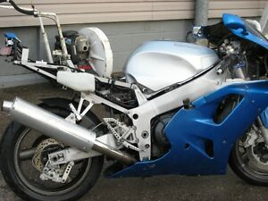 1994 kawasaki zx-7r ninja parts or fixer