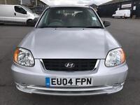 2004 Hyundai Accent 1.3 GSi 5dr