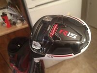 Driver Taylormade R15 gaucher comme neuf!!!