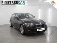2013 BMW 1 SERIES 1.6 114d SE Sports Hatch 5dr start stop