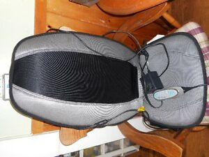 Homedics Shiatsu Massage Chair Cushion