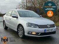 2014 Volkswagen Passat 2.0 TDI Bluemotion Tech Highline 4dr SALOON Diesel Manual