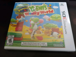 Yoshi's Wolly World 3DS