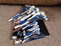 Lego Star Wars Pre Viszla's Mandalorian Starfighter