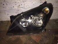 Vauxhall Astra Passenger Side Headlight