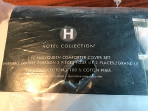 Queen size duvet cover - brand new in packaging