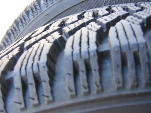 Winter Tires Nordic Goodyear