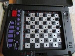 Ordinateur de joueur d'échec