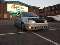 2000 Volkswagen polo 6n2 1.4 12 months mot no advisories