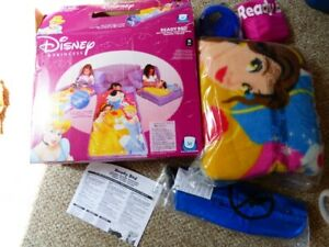 Disney Princess Ready Bed All in On