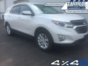 2018 Chevrolet Equinox LT  - Bluetooth -  Heated Seats - $75.04