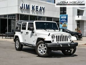 2016 Jeep Wrangler Unlimited Sahara  -  A/C - $127.04 /Wk