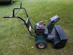 "SNOW BLOWER MURRAY 5HP 22""CUT (REPAIR OR PARTS) London Ontario image 3"