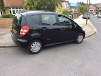 MERCEDES A CLASS A150 2007 MODEL DRIVES GOOD CHEAP RUNNER !!!
