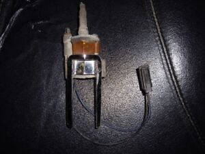 1968 cadillac deville fender top signal light
