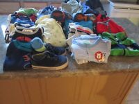 *********BABY BOY CLOTHES SIZE 18 MTHS********