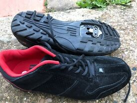 mtb cycle shoes