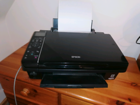 EPSON STYLUS SX410 PRINTER /COPIER AND INK