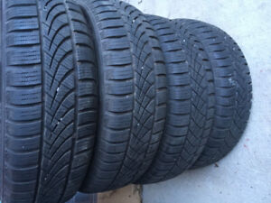 Hankook Optimo 4s on 4x114.3