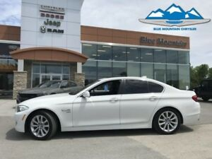 2012 BMW 5 Series 528i xDrive  ACCIDENT FREE, LOCAL TRADE, POWER