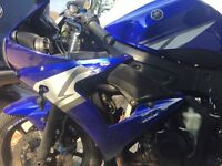 Yamaha R6 cat c (photos to be added)