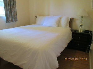 Motel Suite with Kitchen and RV Park Lot for Rent Prince George British Columbia image 1