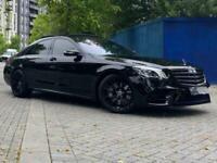 2018 Mercedes-Benz S-CLASS 2.9 S 350 D AMG LINE PREMIUM 4d 282 BHP Saloon Diesel