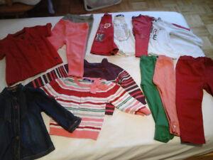 Lot de vêtements Mexx (fille) 18, 24-30 mois
