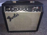Fender frontman 15g guitar amplifier / amp
