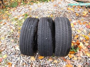 Used 205/60R15 tires