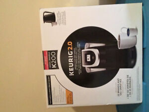 New Keurig 2.0 Coffee Maker $80 OBO