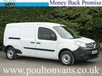 RENAULT KANGOO LL21 ENERGY L2 LWB 5 SEAT CREW VAN / DOUBLE CAB / COMBI