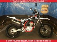 SWM RS RS125R RS 125 R ENDURO STYLE 1 OWNER LOW MILES 2017 17