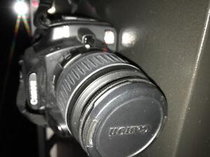 Caméra Canon Rebel XT