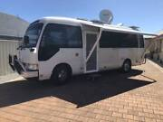 2010 Toyota Coaster Motor Home Shoalwater Rockingham Area Preview