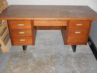 Classic Solid Wood Desk