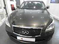 Infiniti M M35H Auto, Petrol Hybrid, Gunmetal Grey, Fully Loaded, FSH