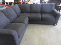 ASHLEY DARK GRAY SECTIONAL (# 51185685)